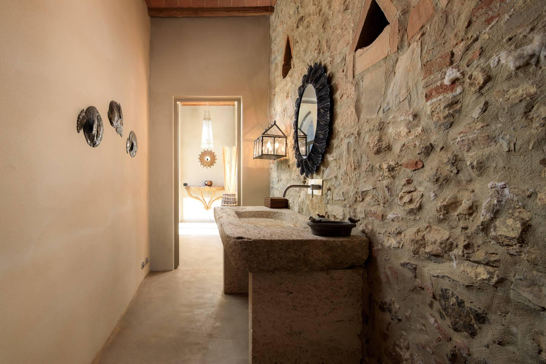 Elegant countryhouse with pool immersed in the Val d'Orcia - 17
