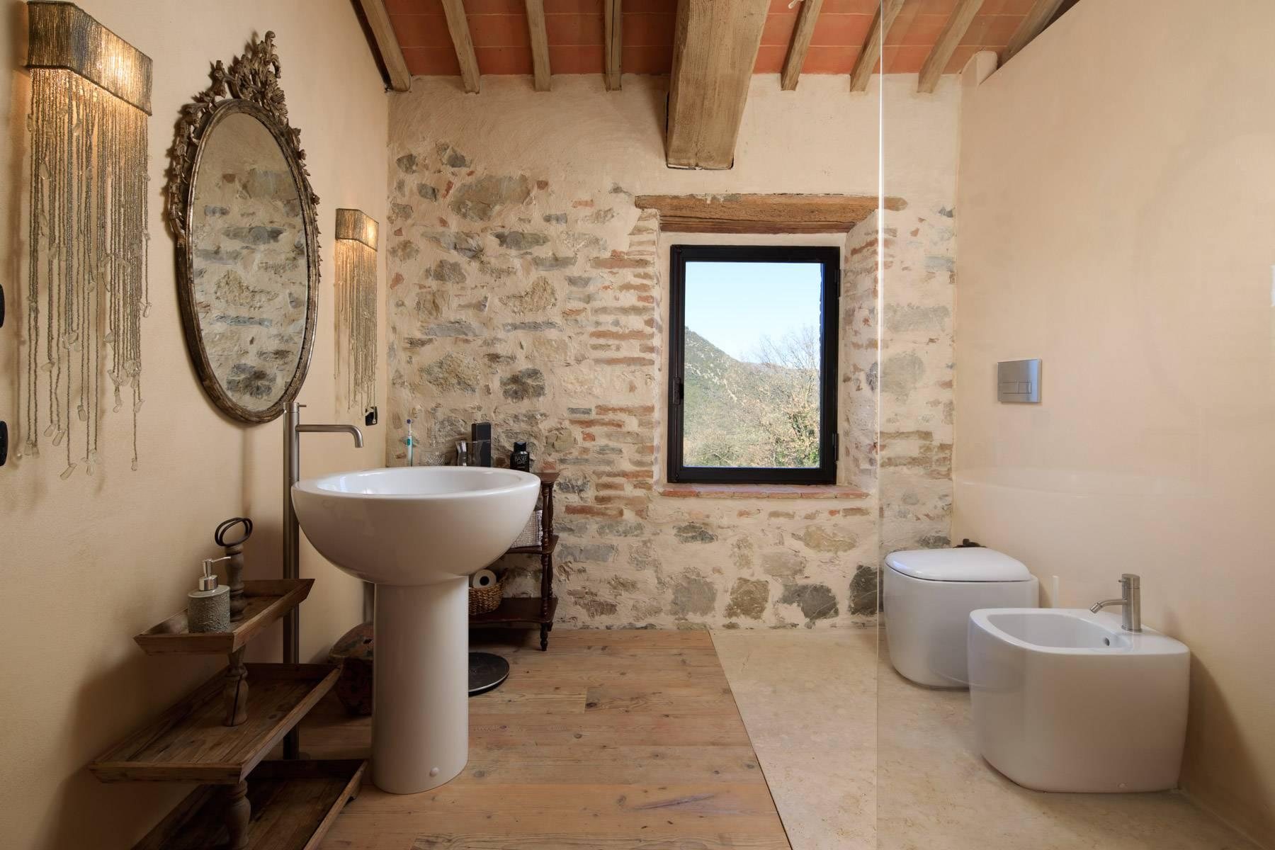 Elegant countryhouse with pool immersed in the Val d'Orcia - 27
