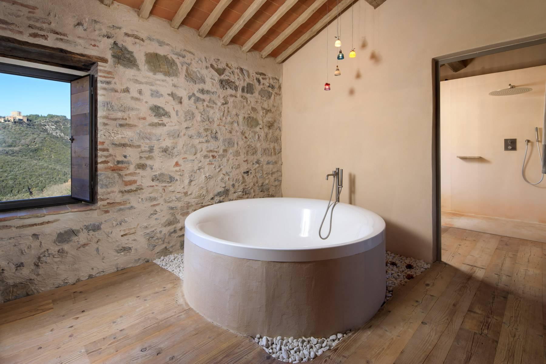 Elegant countryhouse with pool immersed in the Val d'Orcia - 26