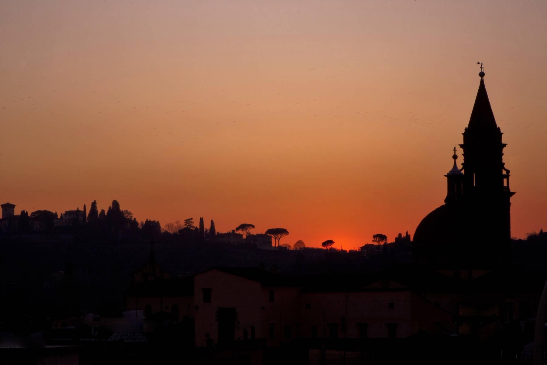 Stunning terrace penthouse on Ponte Vecchio - 18