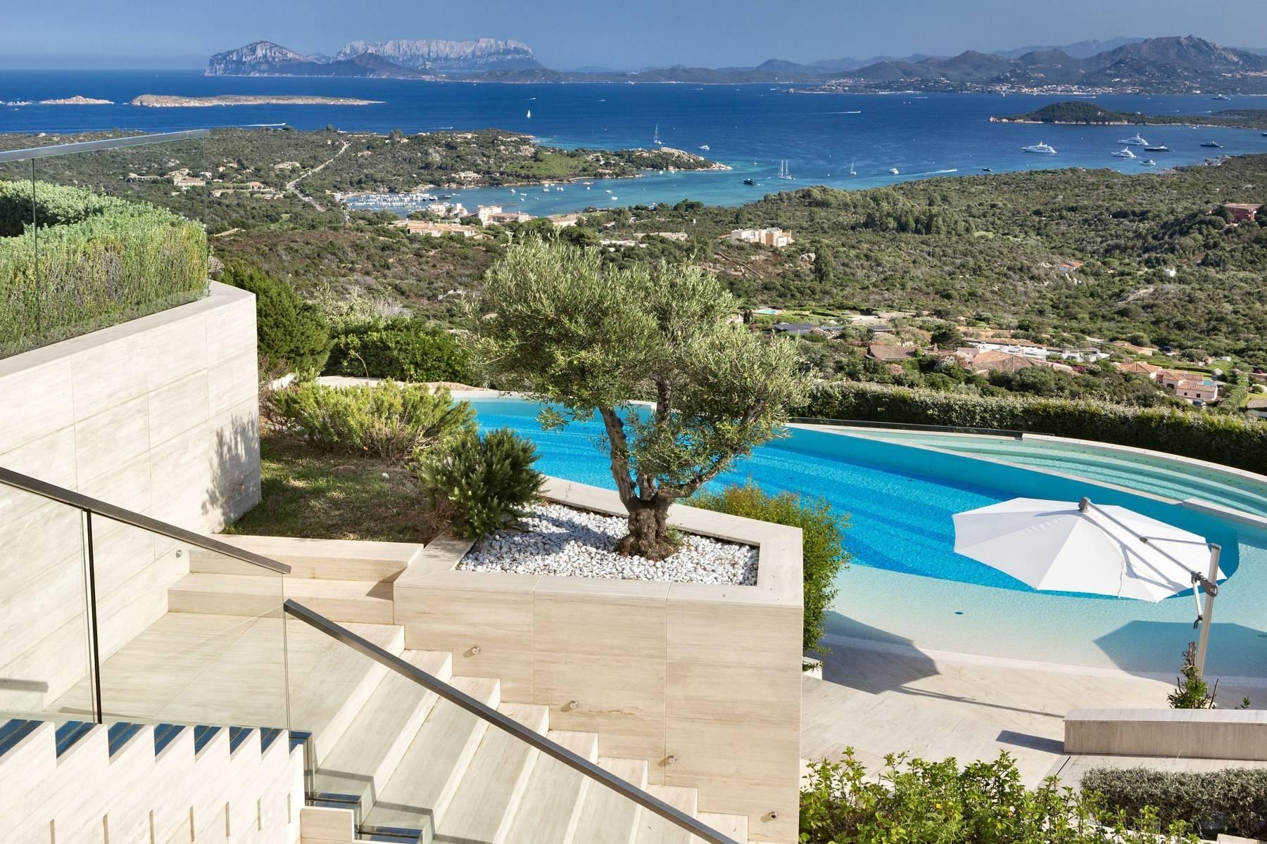 Herrliche un elegante Villa im Herzen der Costa Smeralda - 14