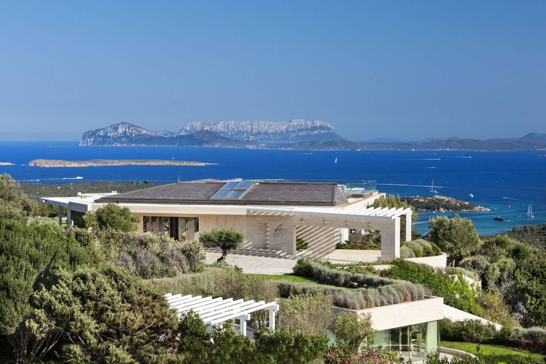 Herrliche un elegante Villa im Herzen der Costa Smeralda - 13