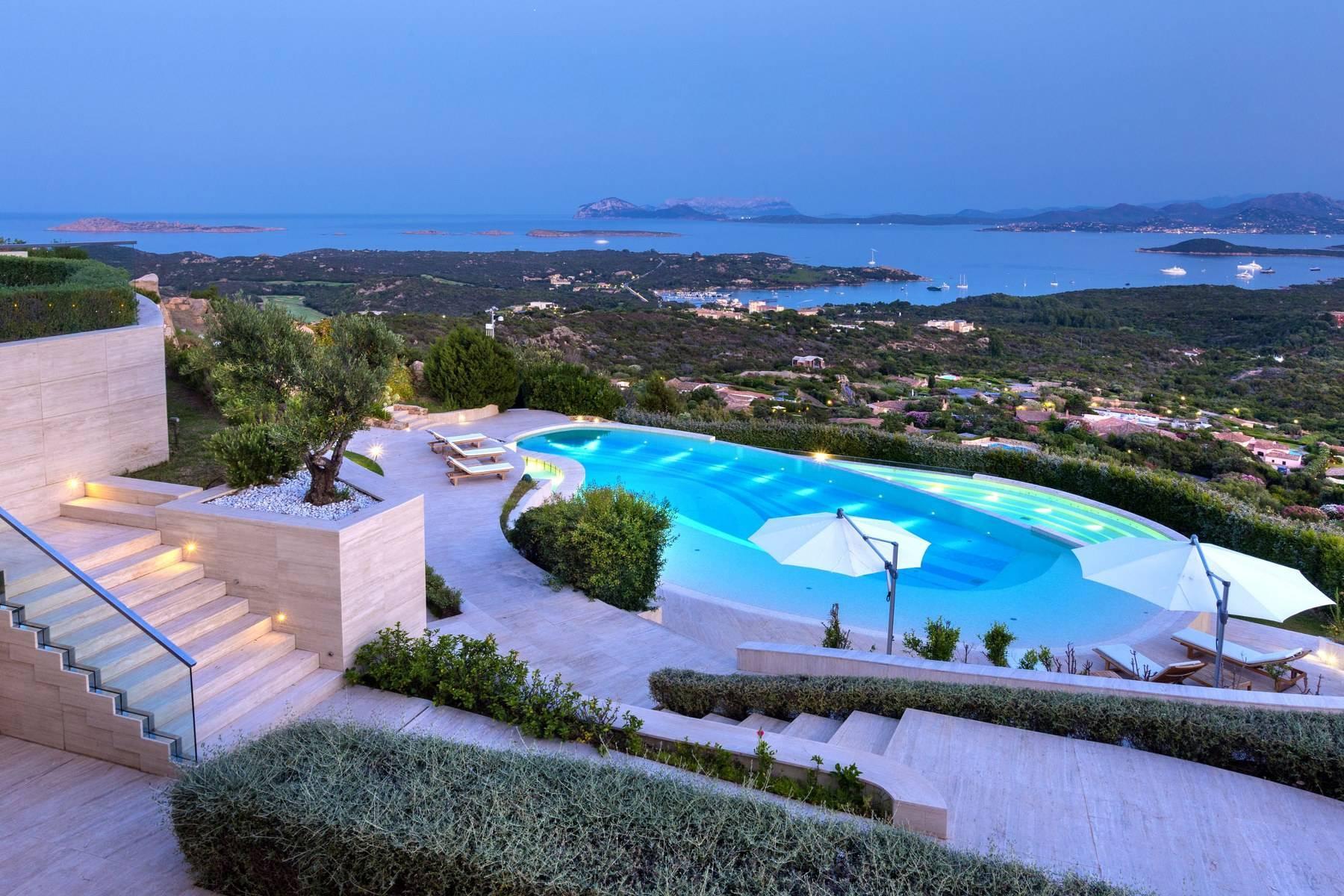 Herrliche un elegante Villa im Herzen der Costa Smeralda - 9
