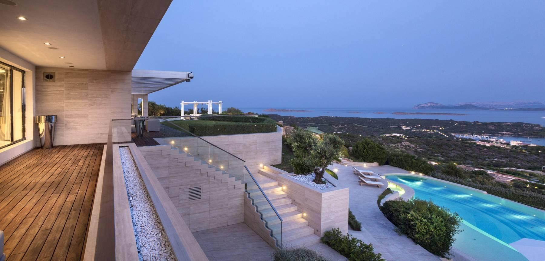 Herrliche un elegante Villa im Herzen der Costa Smeralda - 11