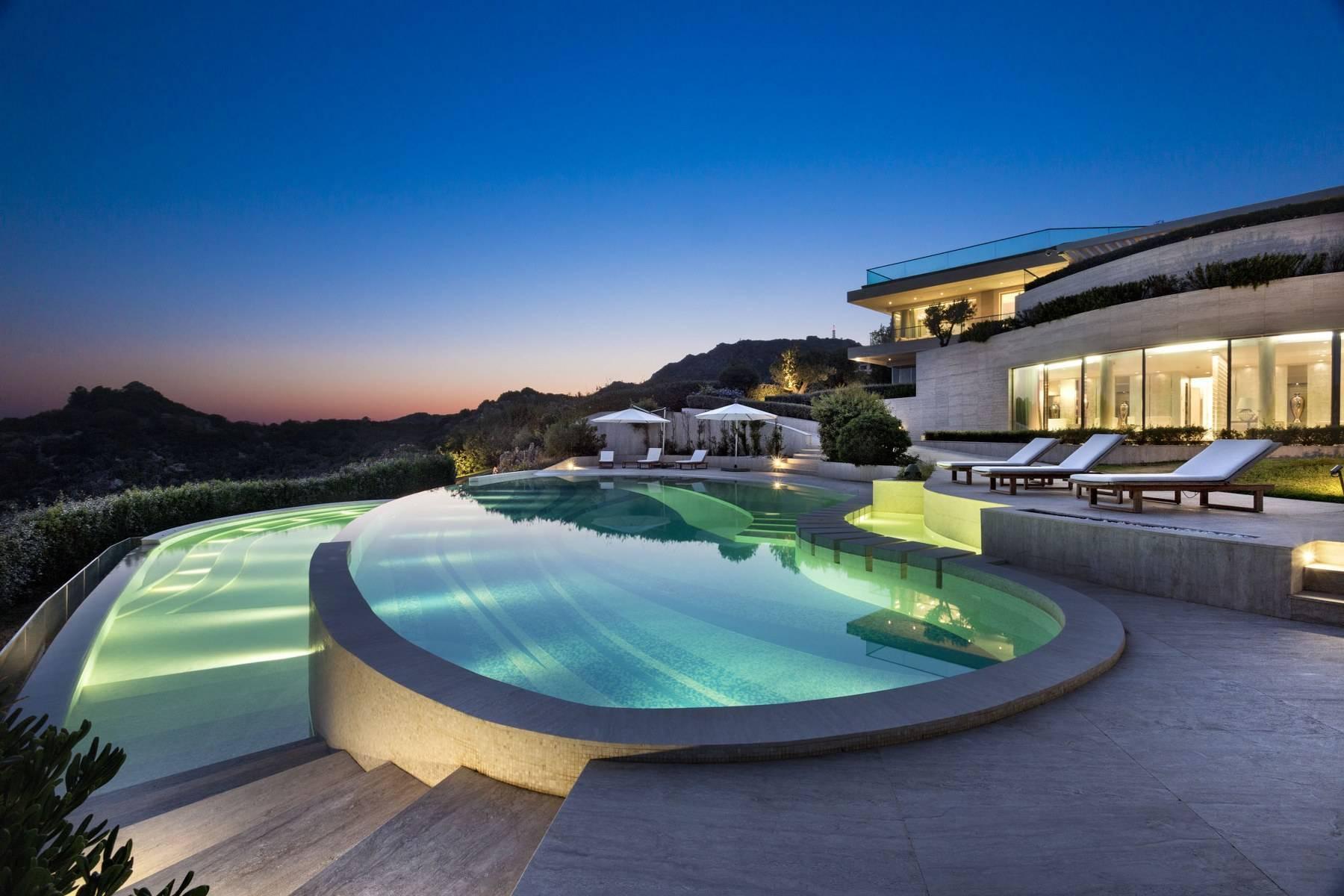 Herrliche un elegante Villa im Herzen der Costa Smeralda - 10