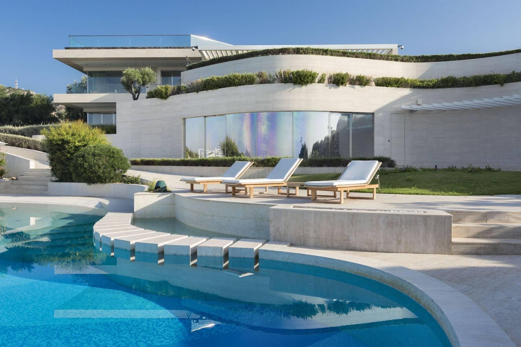 Herrliche un elegante Villa im Herzen der Costa Smeralda - 16