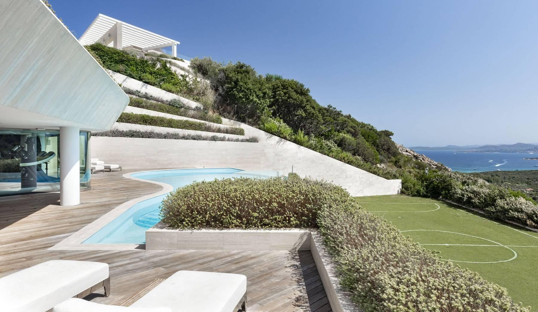 Herrliche un elegante Villa im Herzen der Costa Smeralda - 27