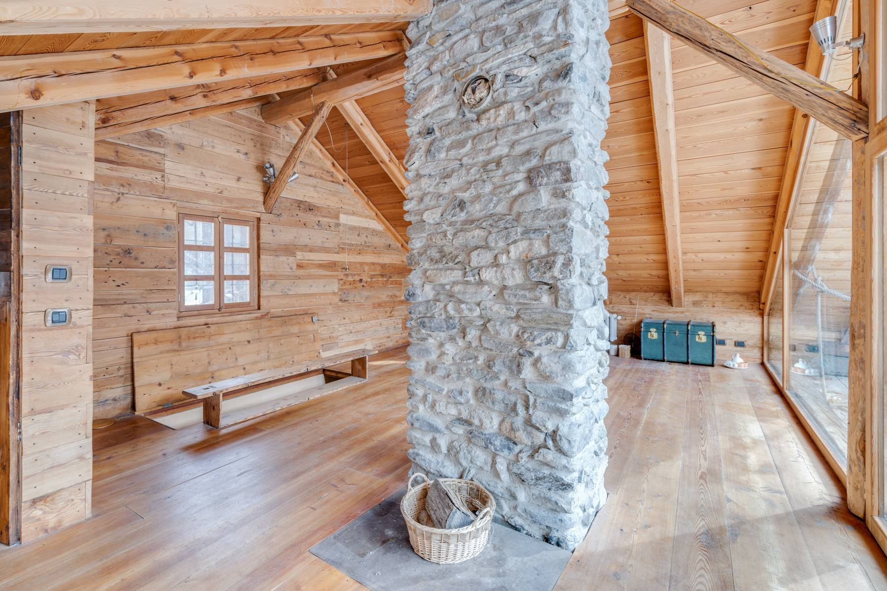 Bright chalet with panoramic view in Bousson - 14