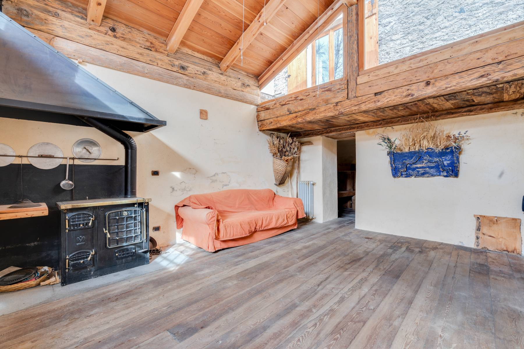Bright chalet with panoramic view in Bousson - 19
