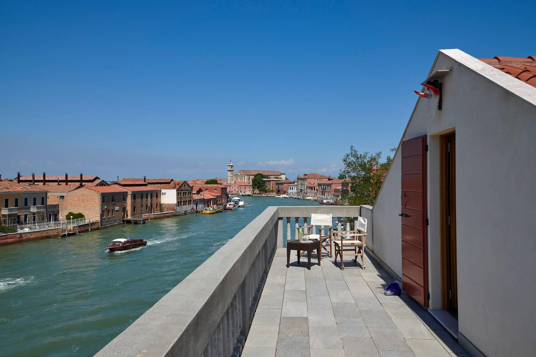Palazzetto de Verre Murano waterfront - 32