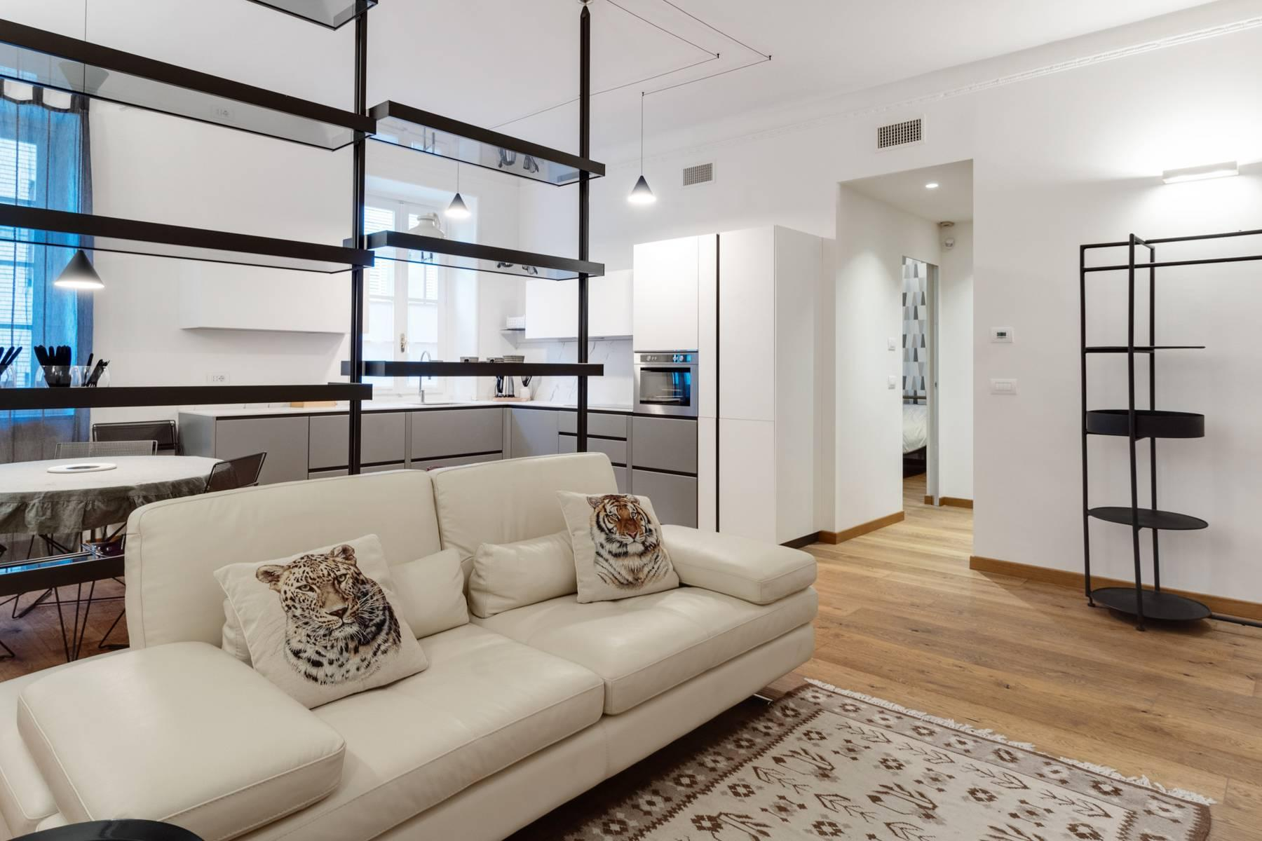 New apartment fully furnished in the center of Turin - 1