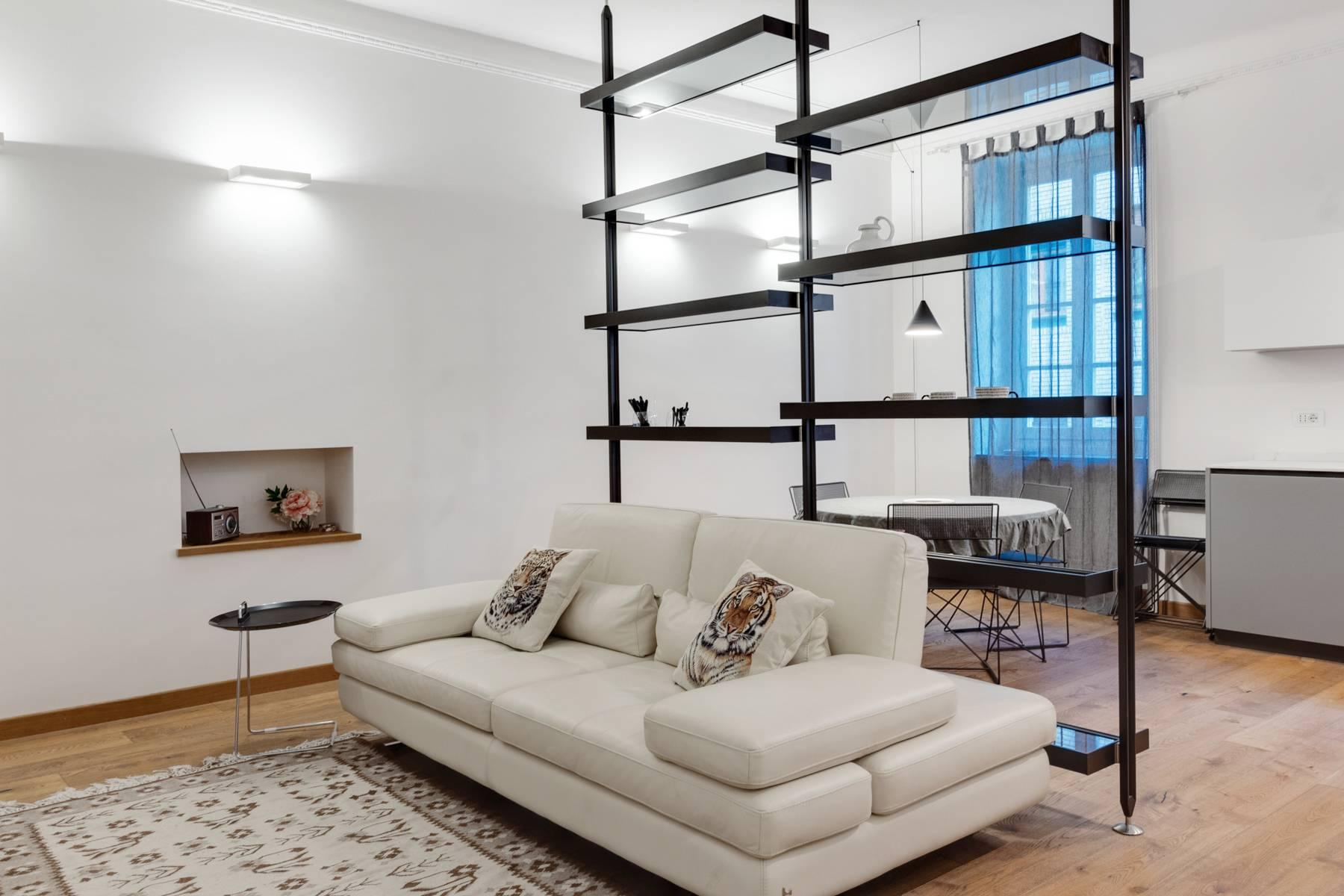 New apartment fully furnished in the center of Turin - 2