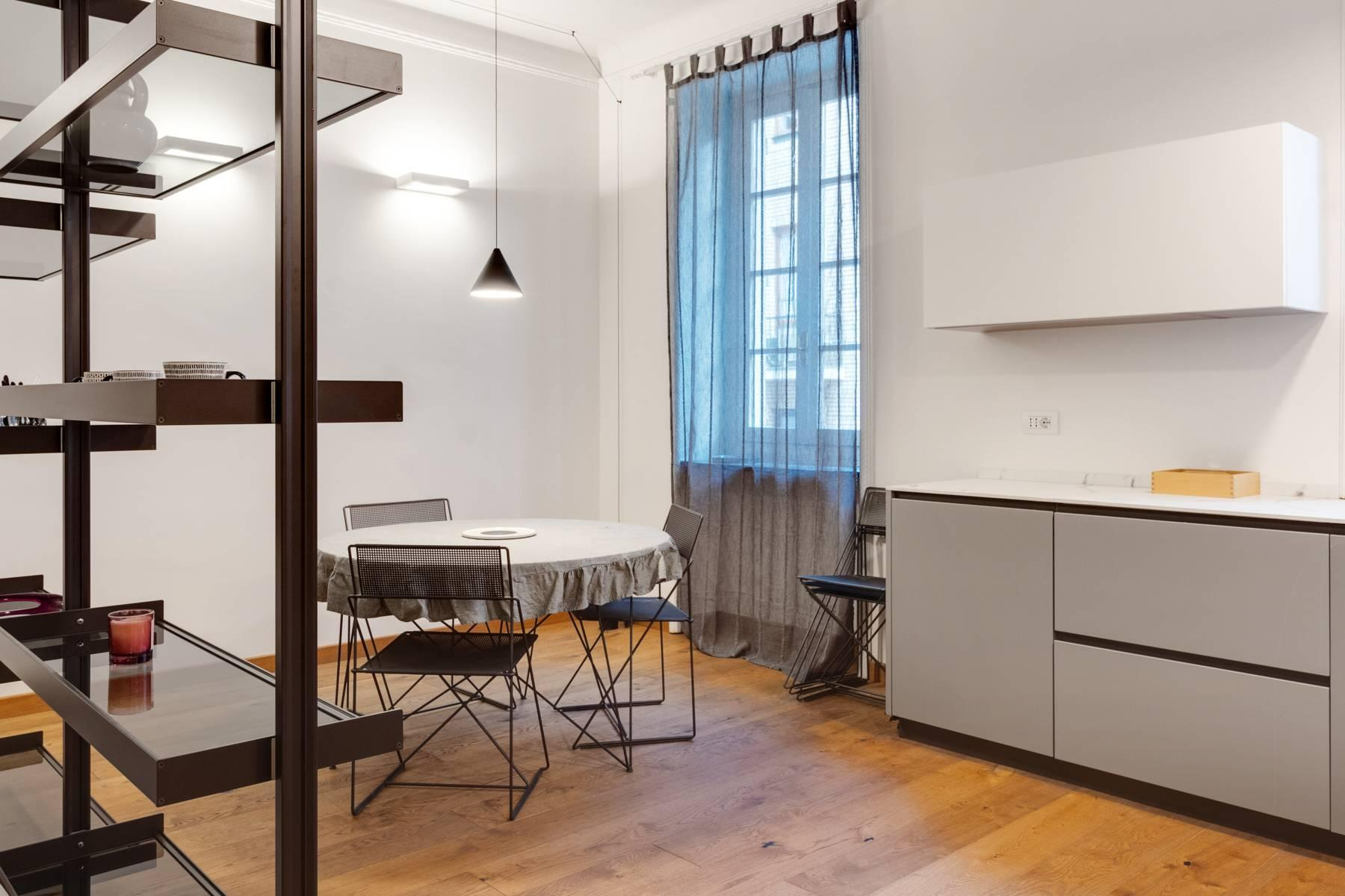 New apartment fully furnished in the center of Turin - 7