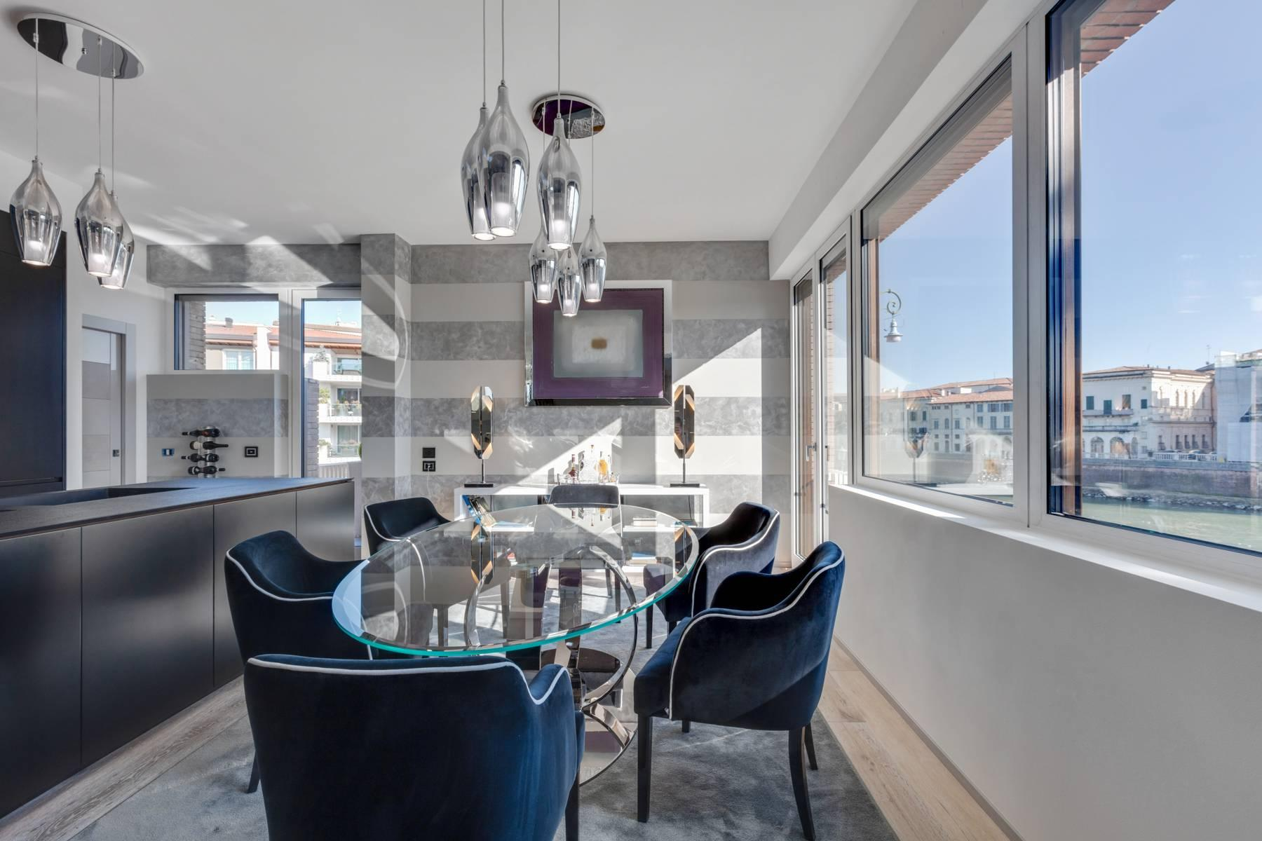 Luxury apartment overlooking the river Adige - 3