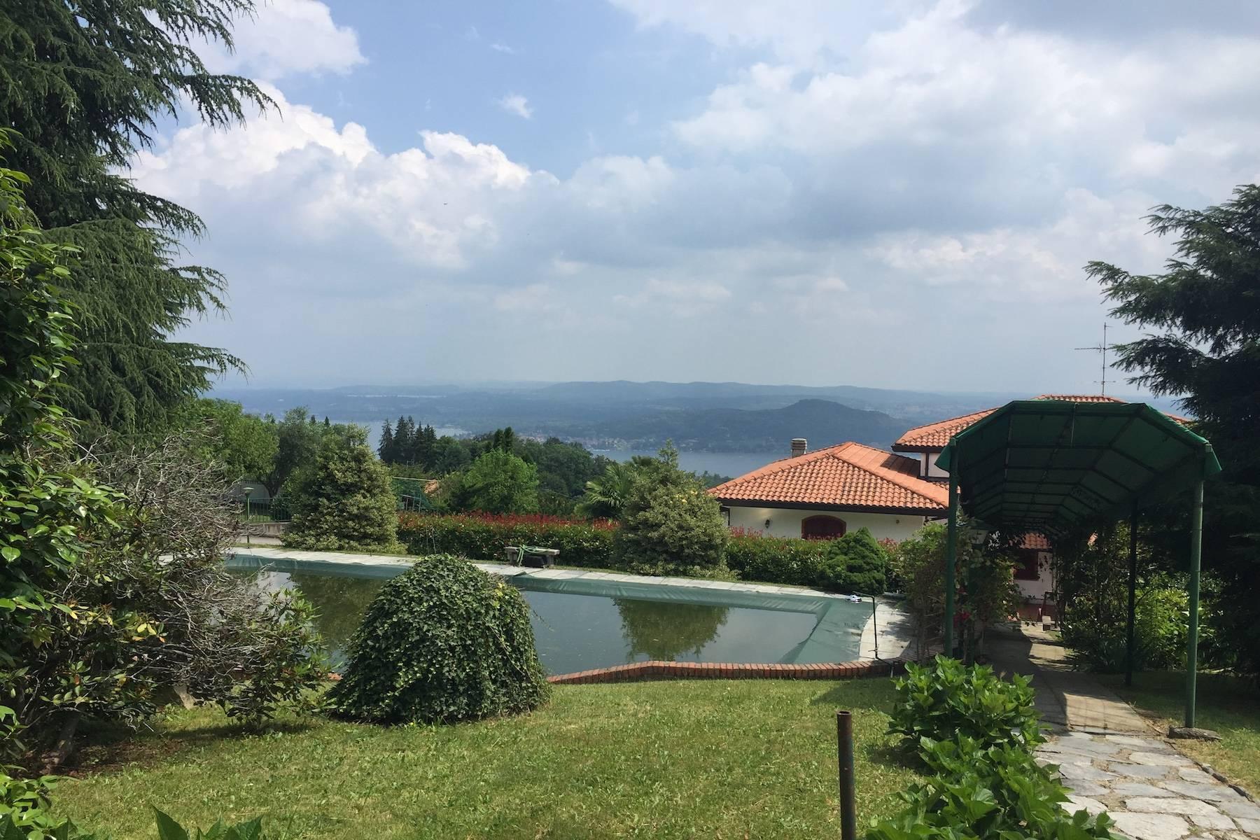 Gracious villa overlooking Lake Maggiore - 21