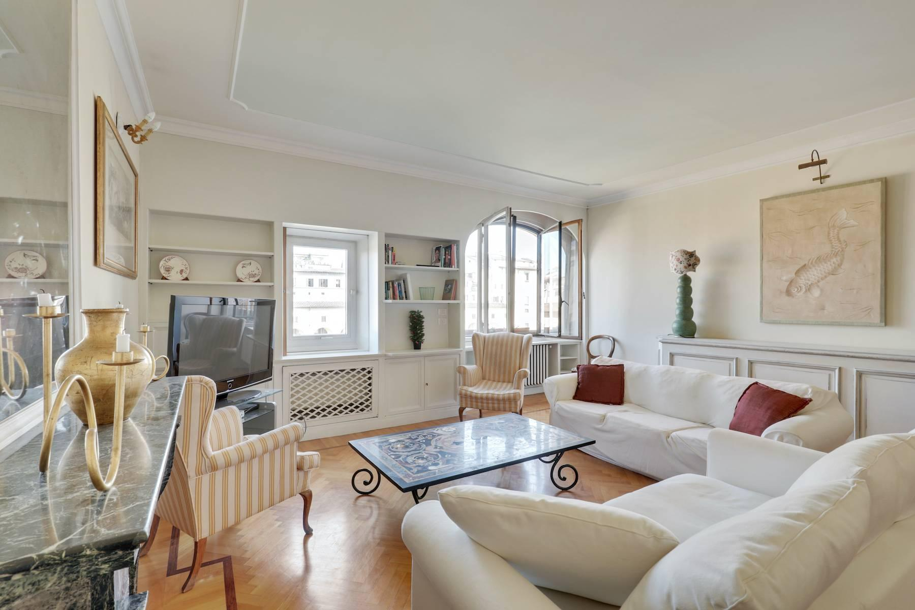 Appartement de luxe adjacent au Ponte Vecchio - 1