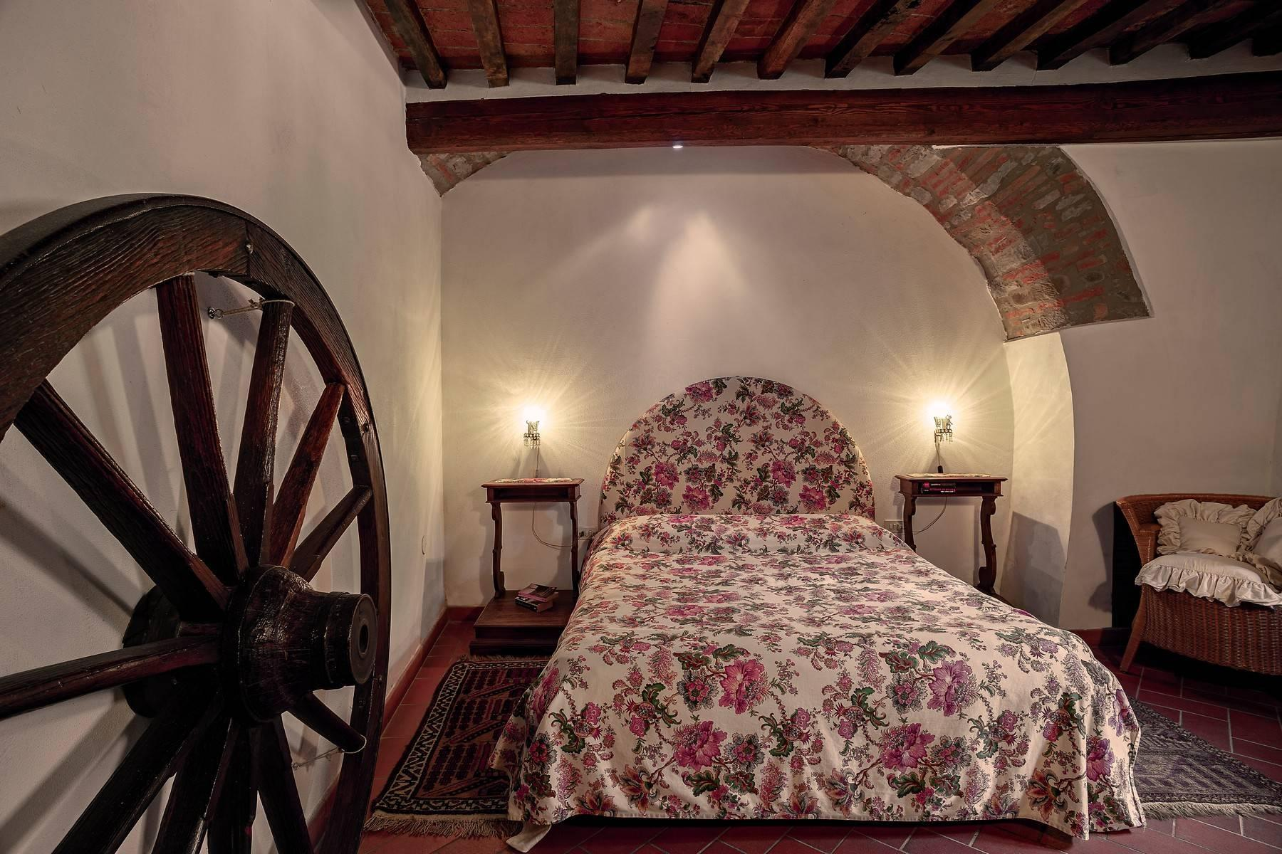 Вилла 18 века в Кортоне - 26