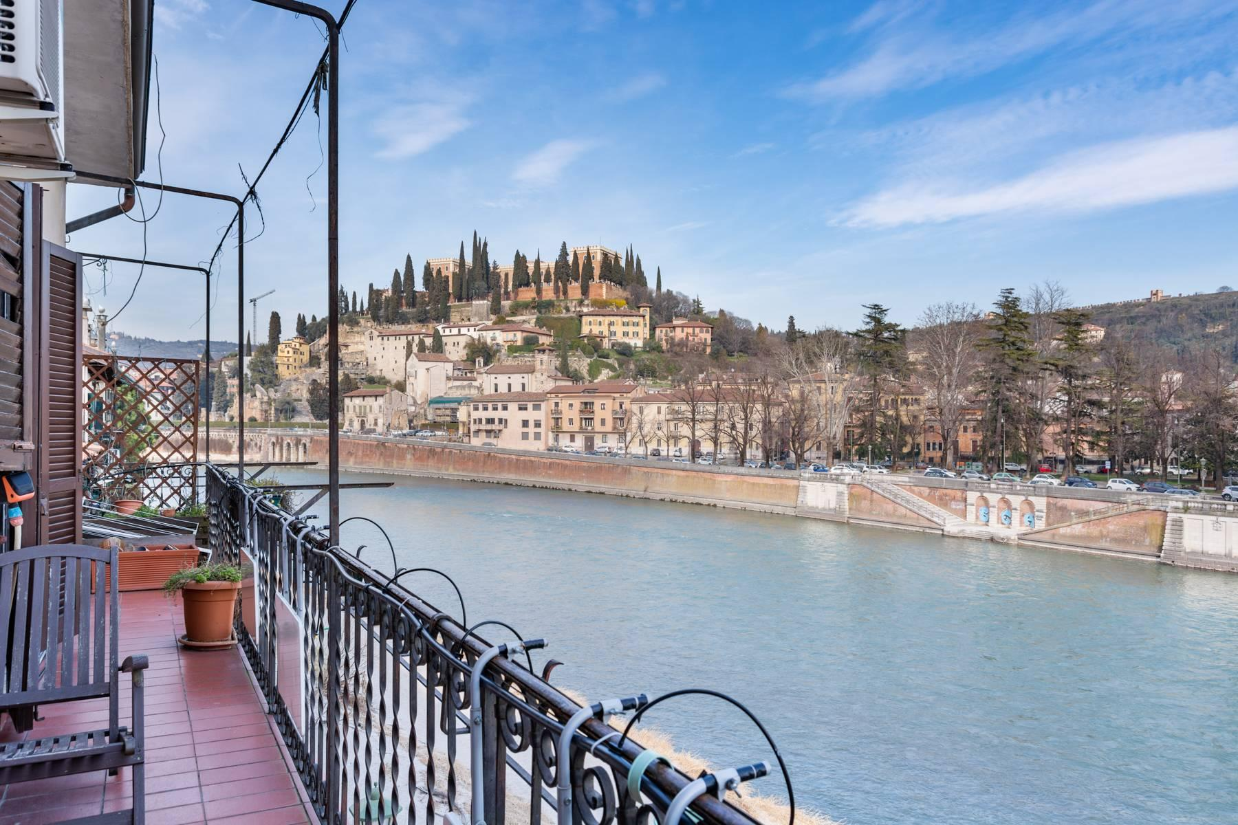 Apartment with breathtaking view of Verona - 2
