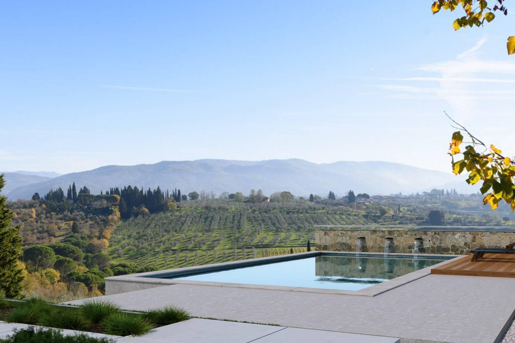 Merveilleuse villa dans les campagnes du chianti - 4