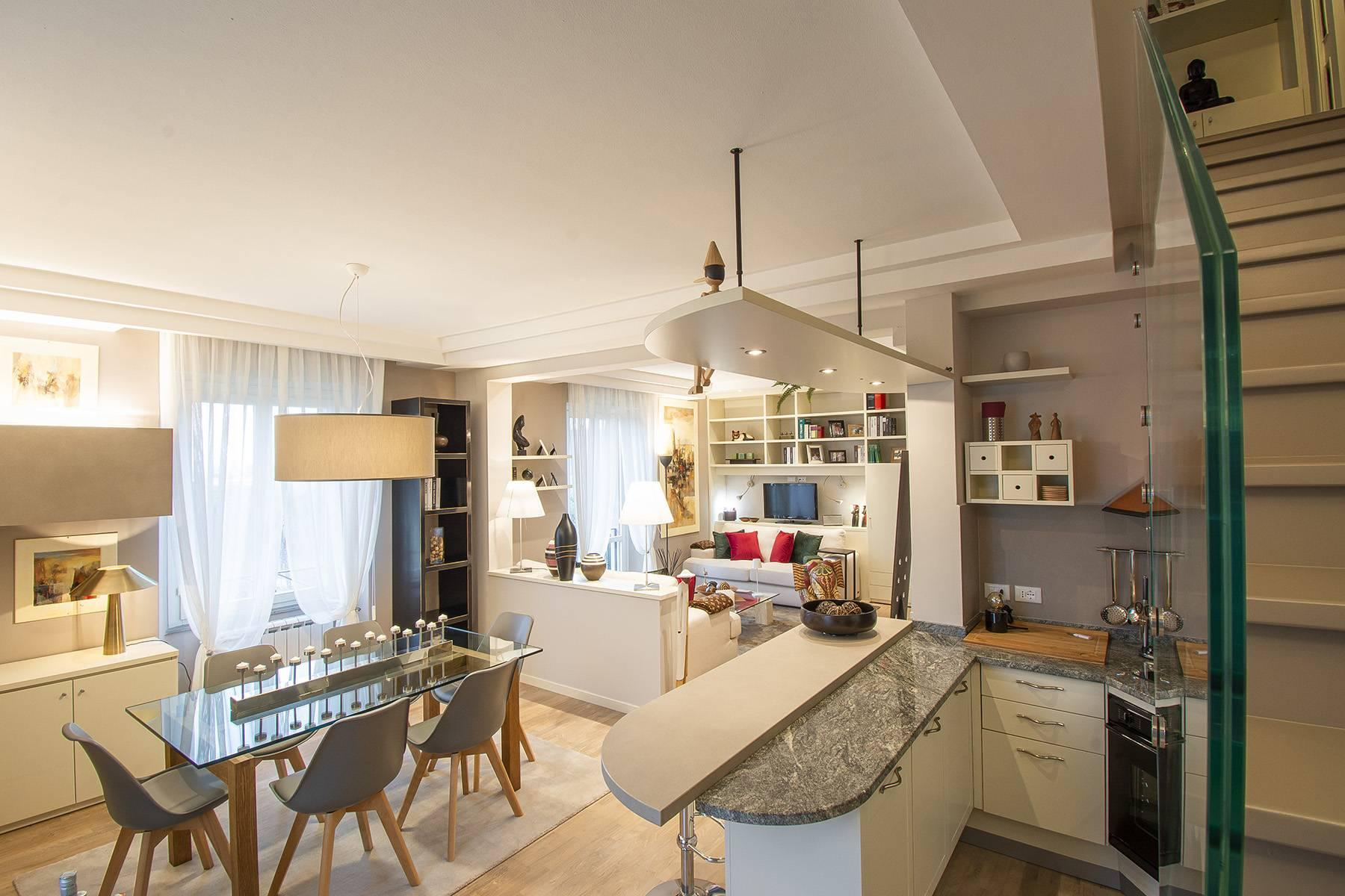 Elegant apartment for rent in Montecatini Terme - 7