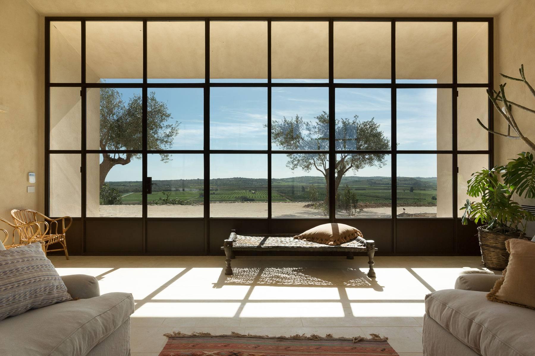 Ferme sicilienne au design luxueux dans le Val di Noto - 6