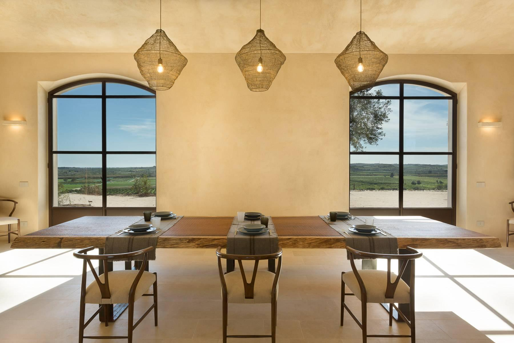 Luxurious design Sicilian farm in the Val di Noto - 9