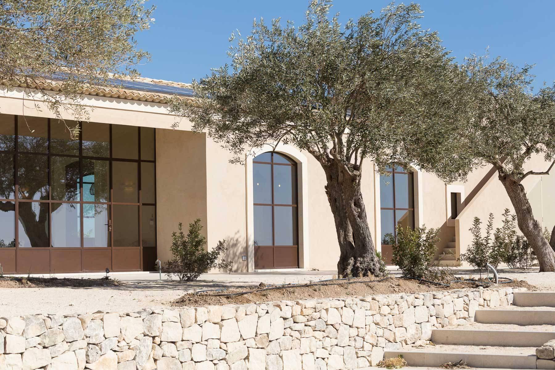 Сицилийский загородный дом с  роскошным дизайном в Валь-ди-Ното - 5