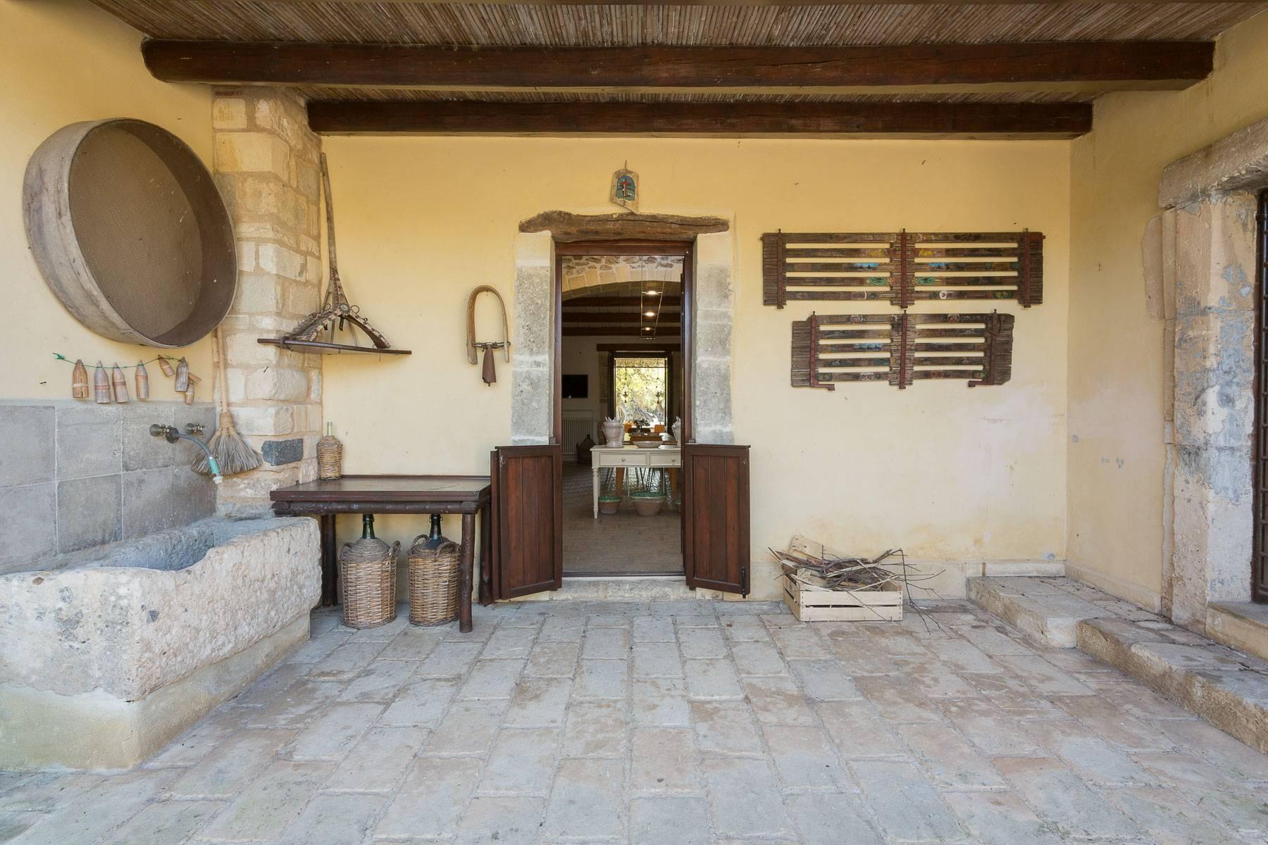 Authentic farmhouse with Sicilian flavor - 27