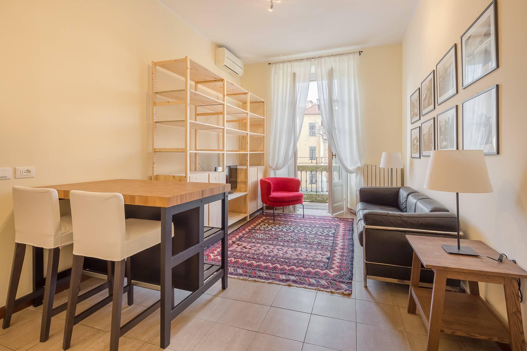 Herrlich möblierte Wohnung auf der Via San Marco - 5