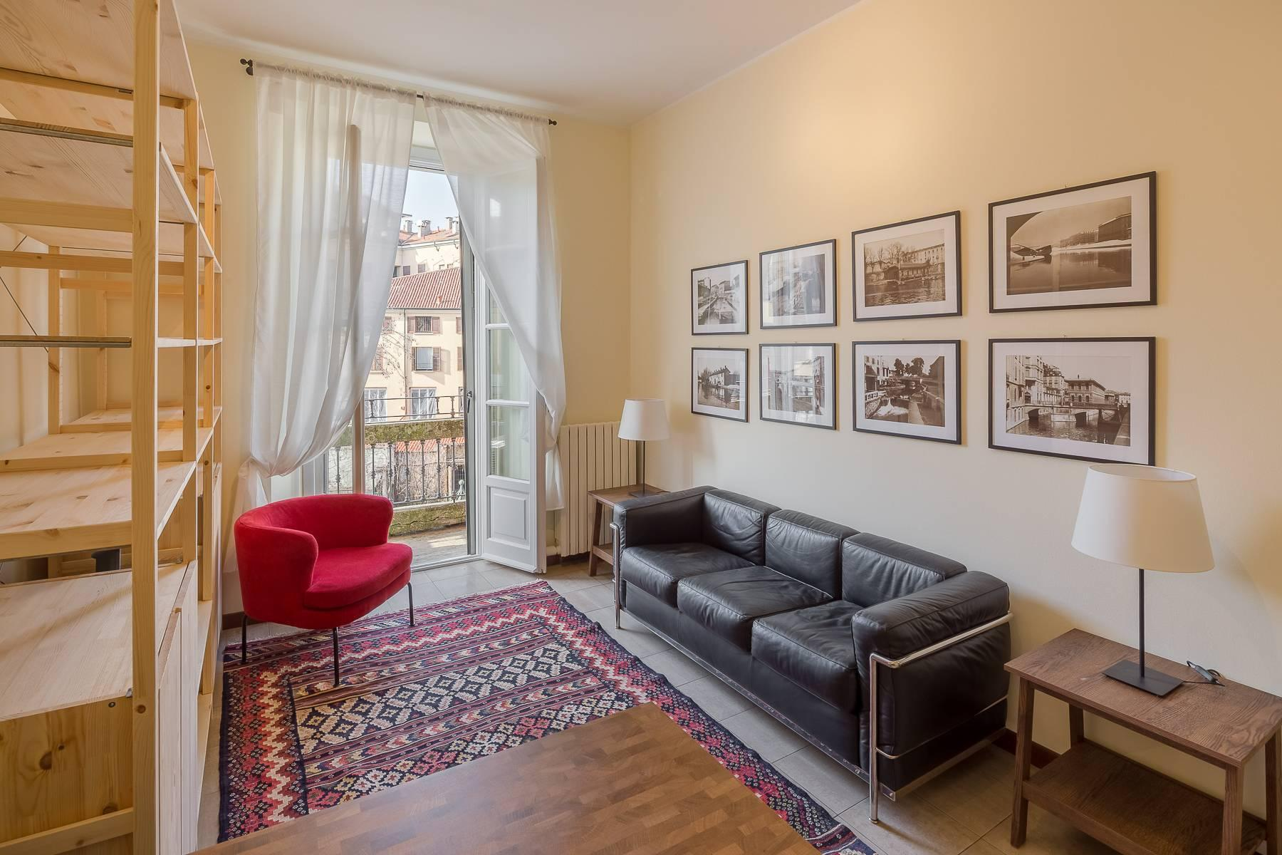 Delightful furnished apartment for rent in Via San Marco - 1