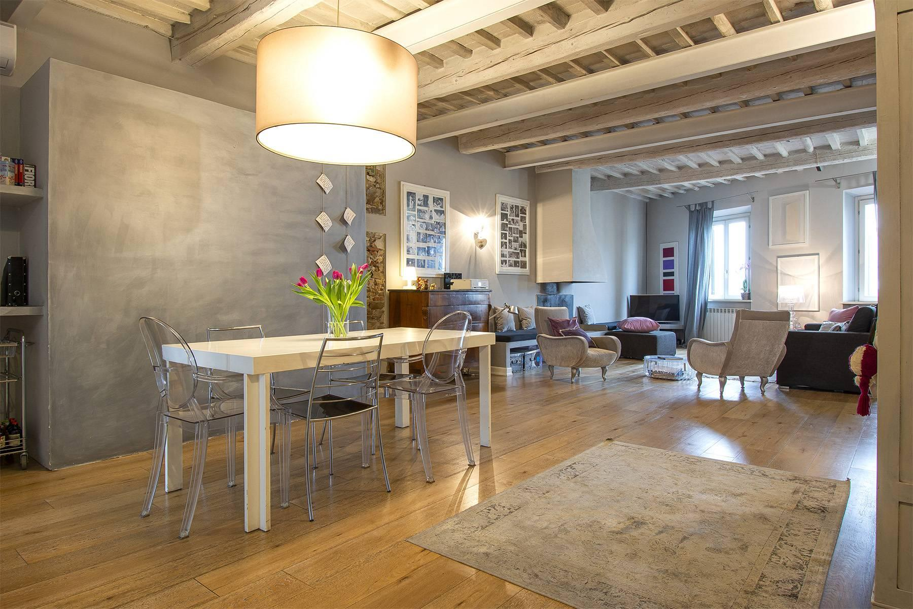 Elegant restored apartment in Borgo Giannotti - 1