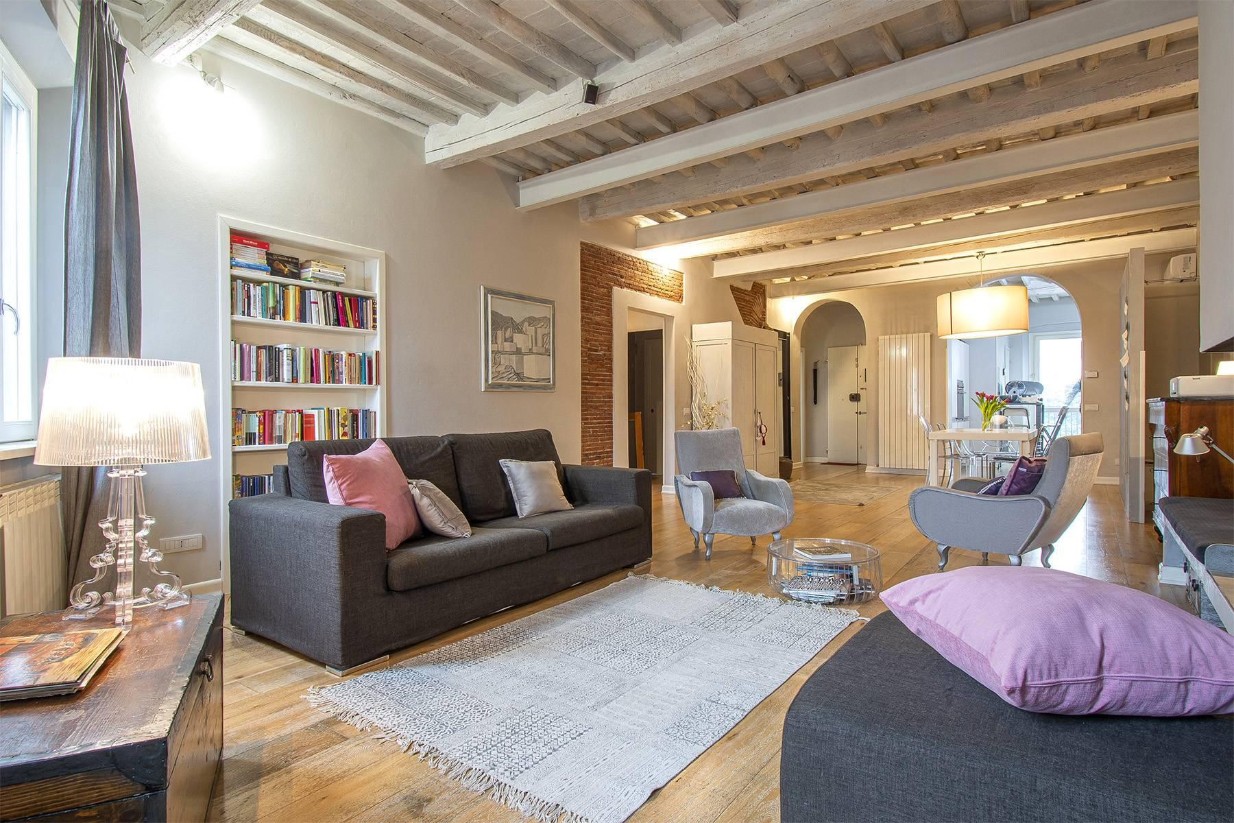 Elegant restored apartment in Borgo Giannotti - 2