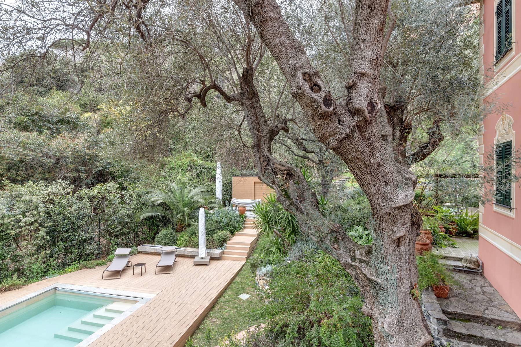 Storica villa fronte mare con piscina - 21