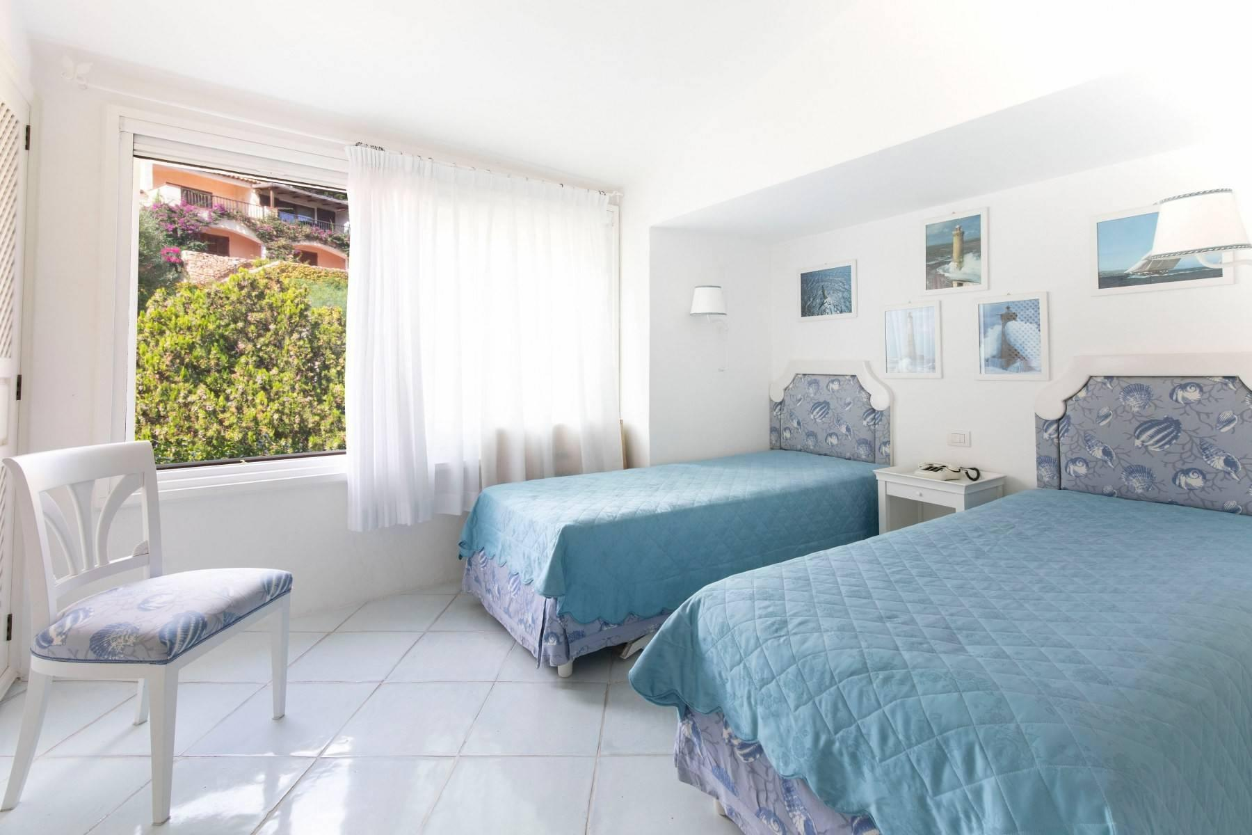 Piccolo Pevero, first-row apartment with access to the beach - 19