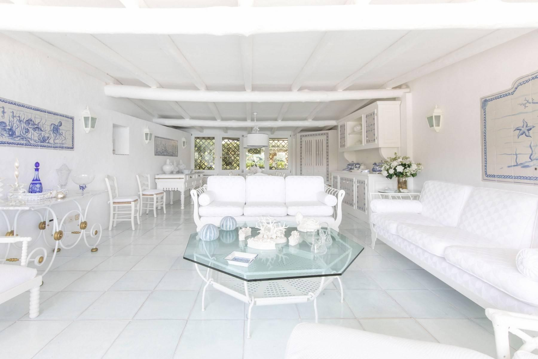 Piccolo Pevero, first-row apartment with access to the beach - 8