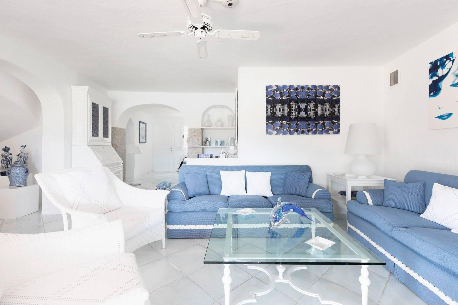Piccolo Pevero, first-row apartment with access to the beach - 7
