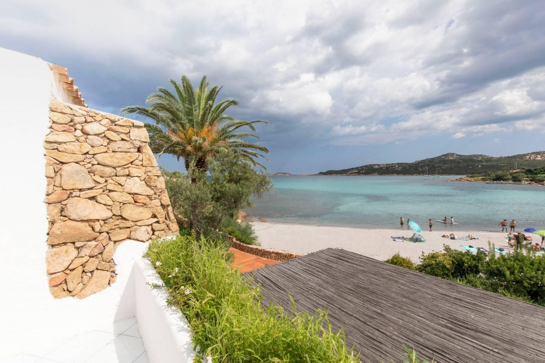 Piccolo Pevero, first-row apartment with access to the beach - 28