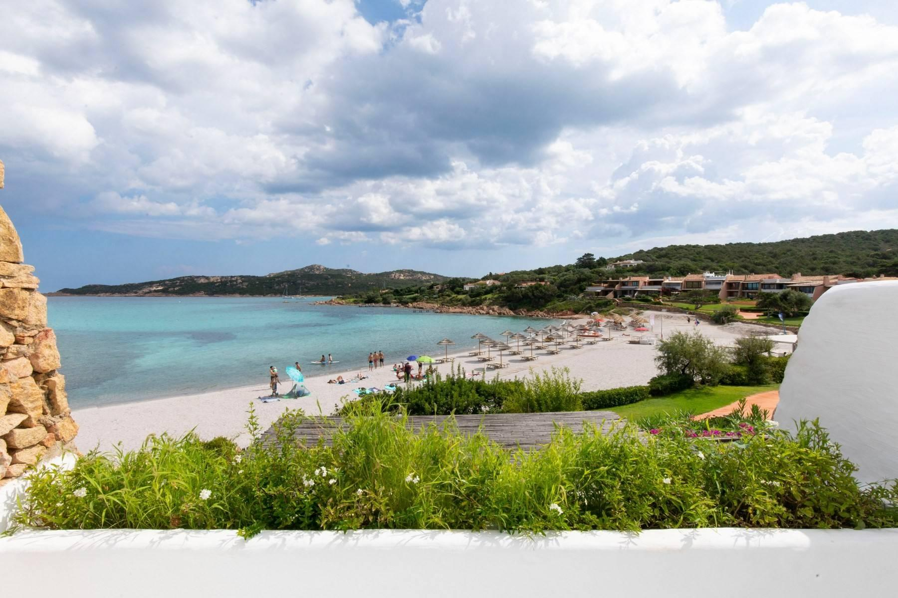 Piccolo Pevero, first-row apartment with access to the beach - 13