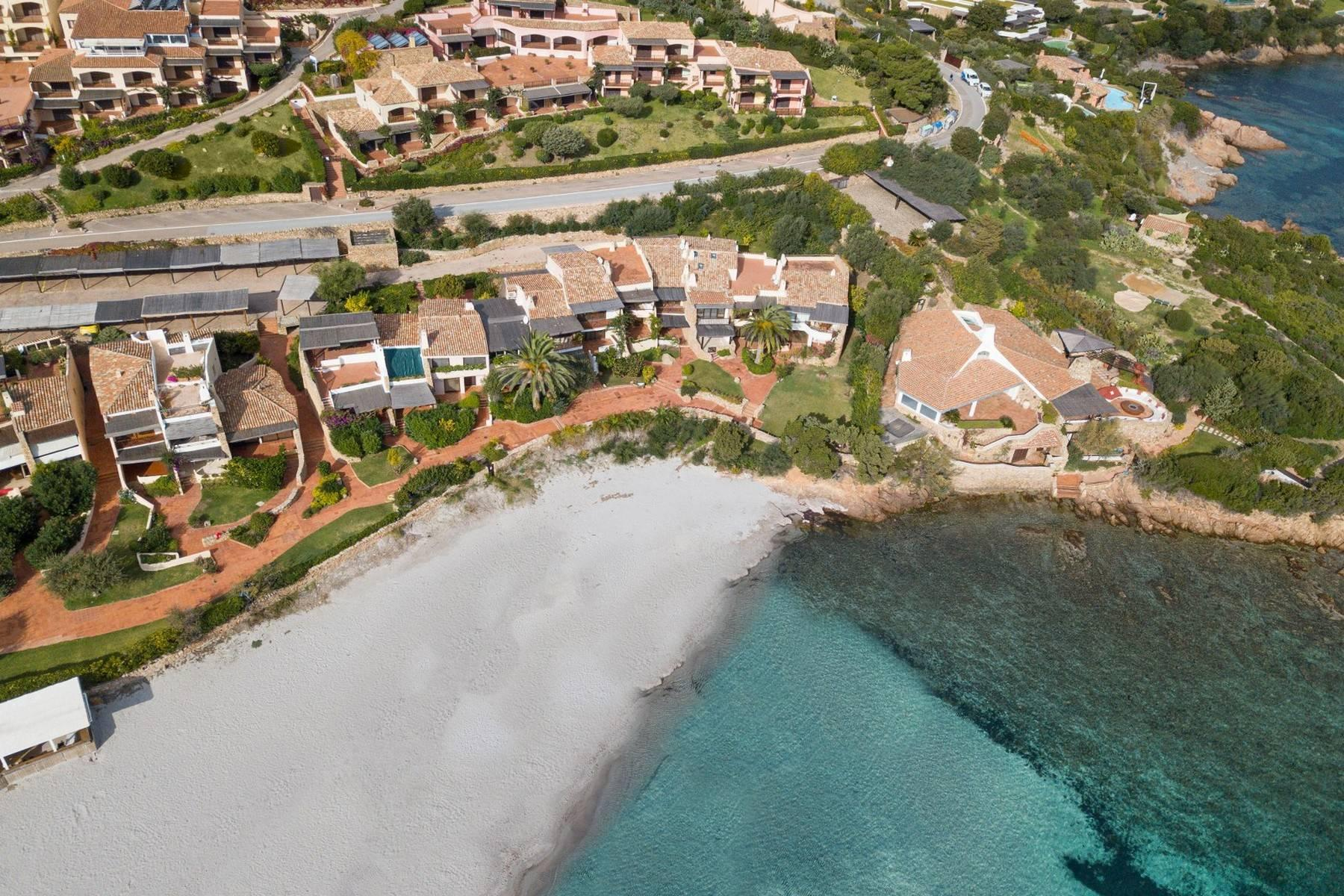 Piccolo Pevero, first-row apartment with access to the beach - 29