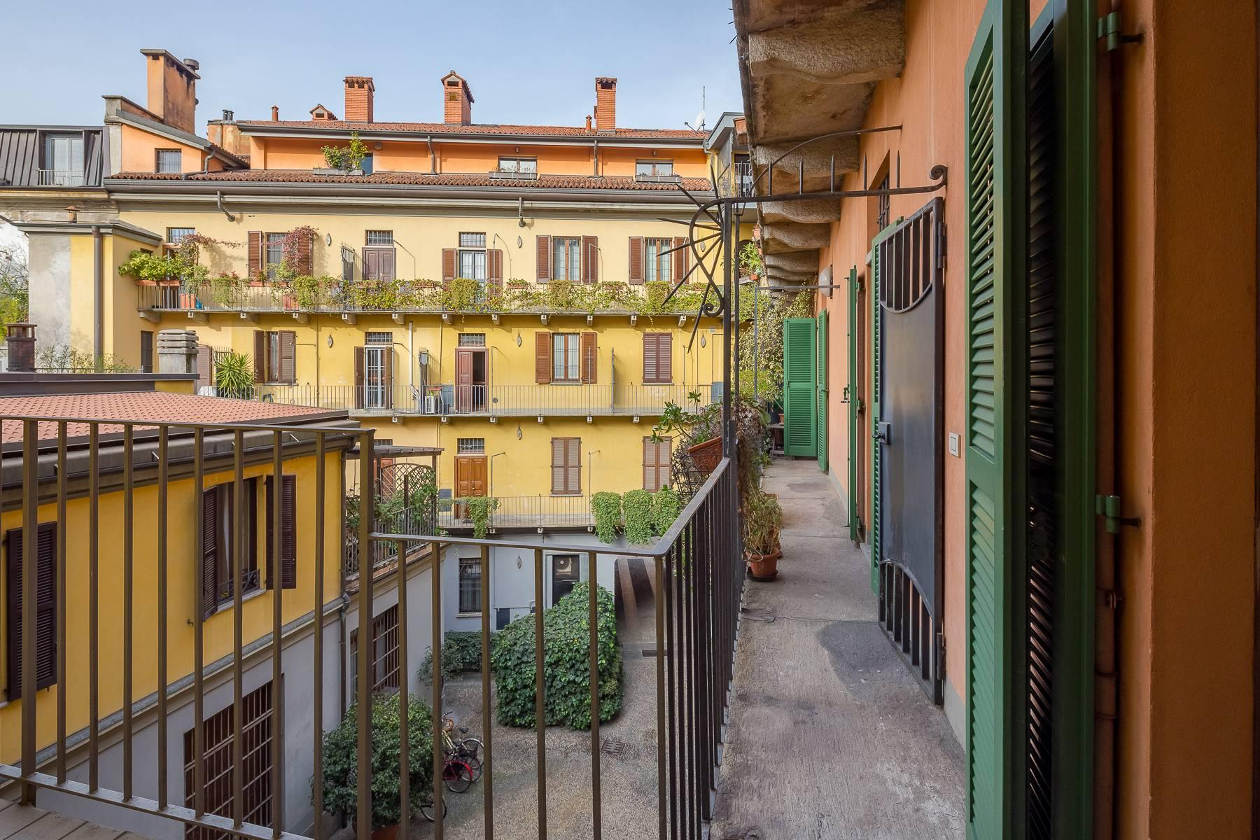 Lovely three-bedroom apartment in Corso Como - 9