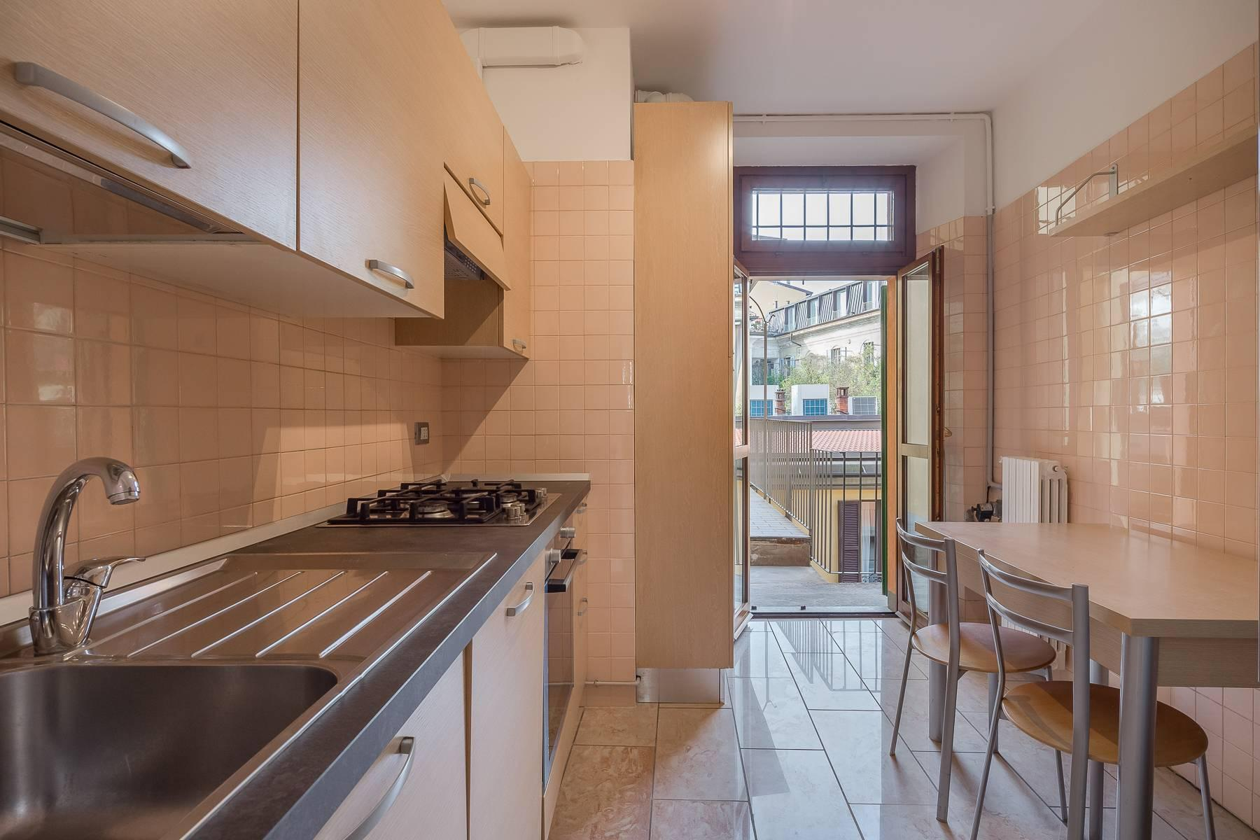 Lovely three-bedroom apartment in Corso Como - 11