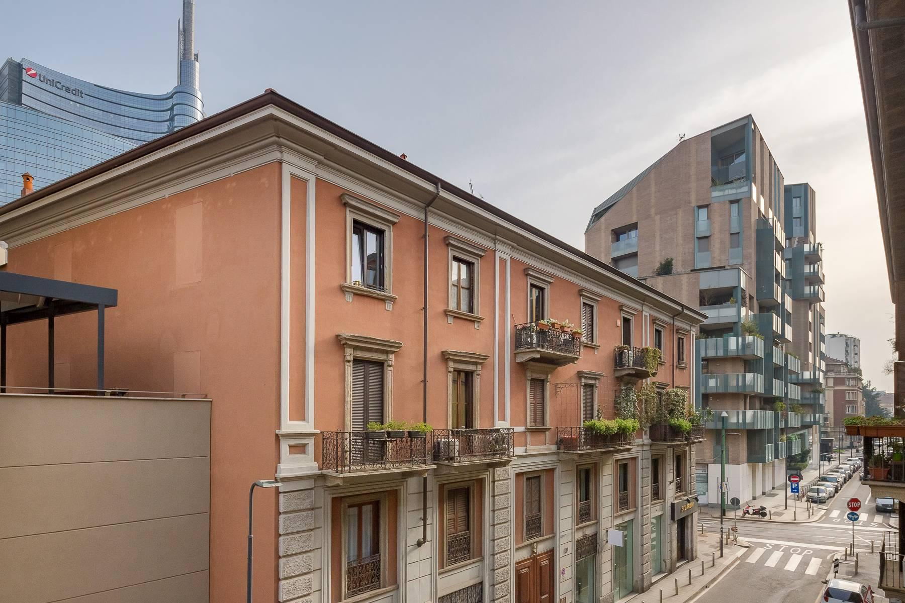 Lovely three-bedroom apartment in Corso Como - 27