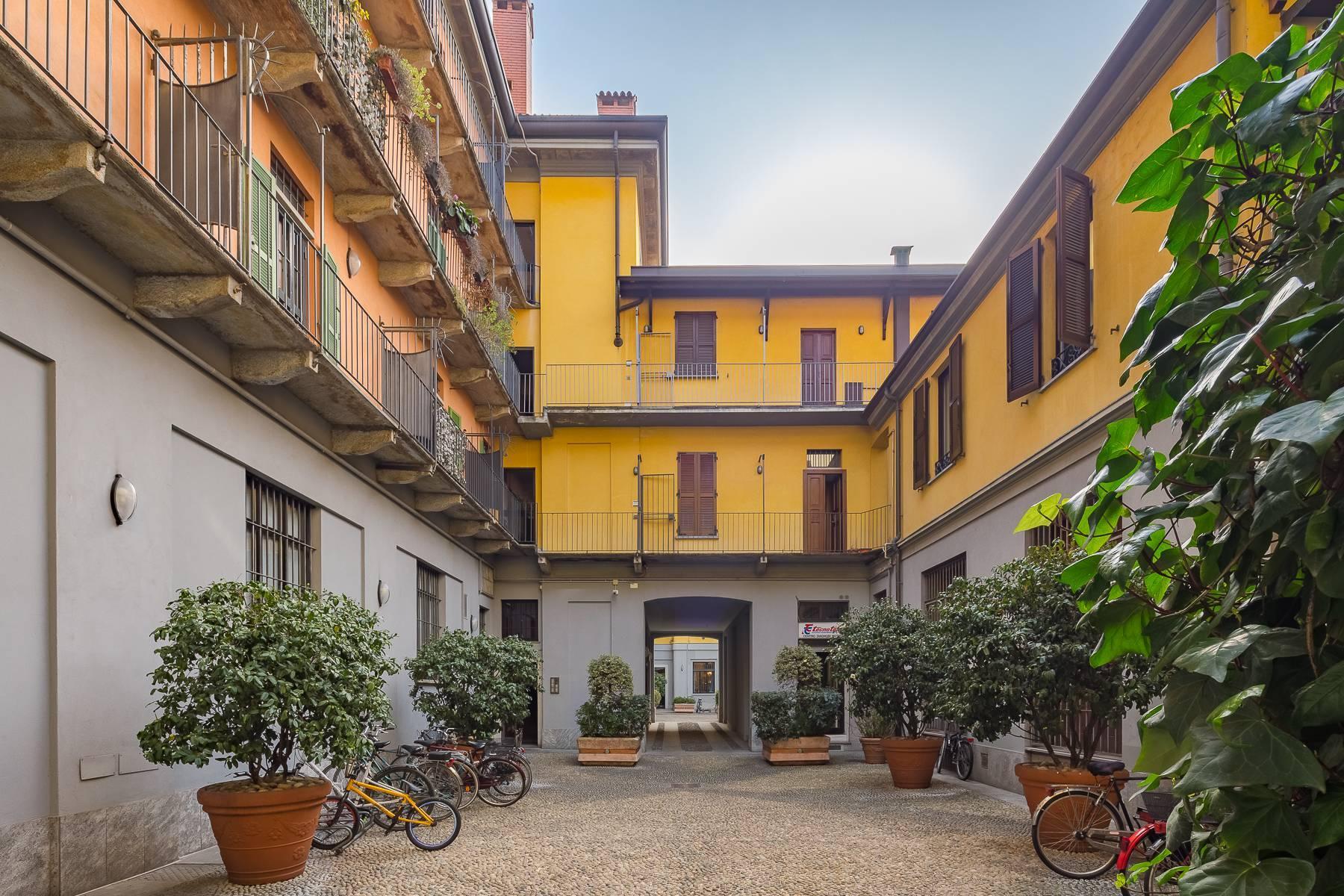 Lovely three-bedroom apartment in Corso Como - 28