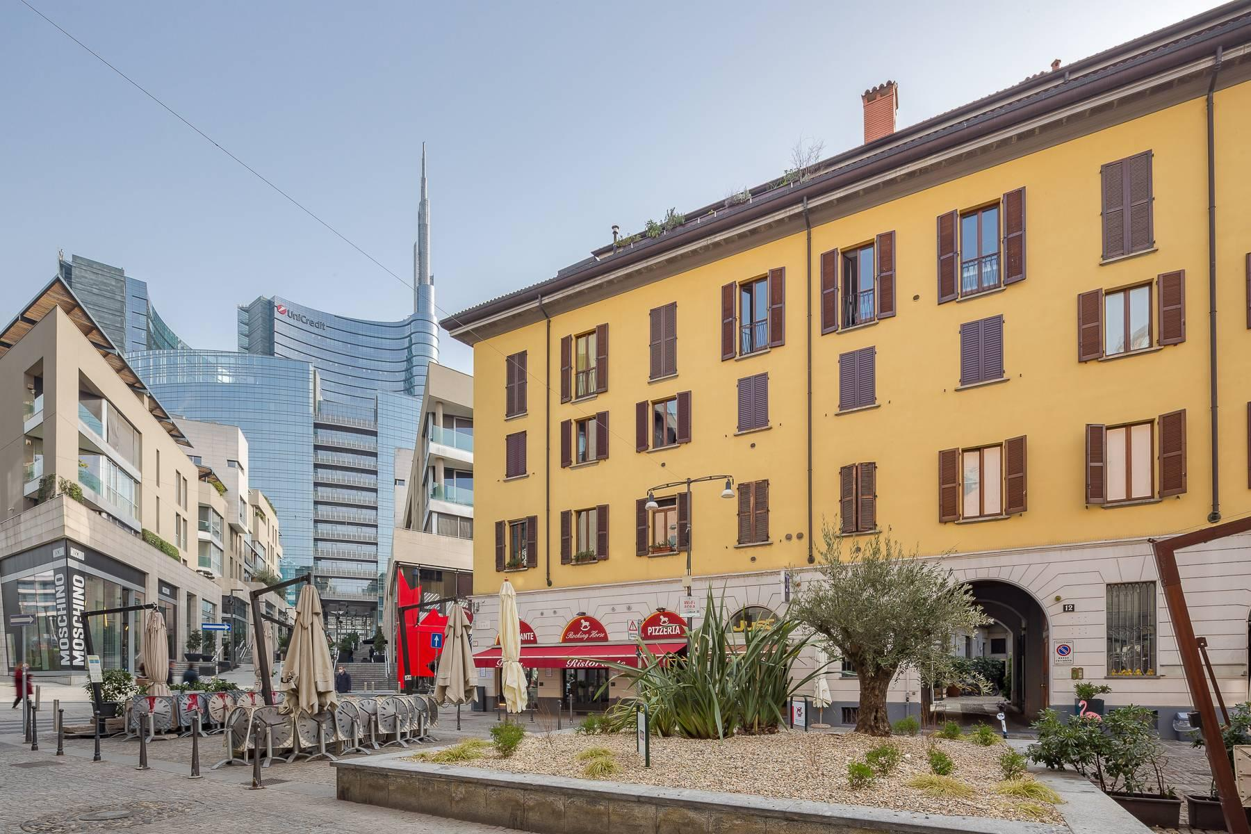 Lovely three-bedroom apartment in Corso Como - 2
