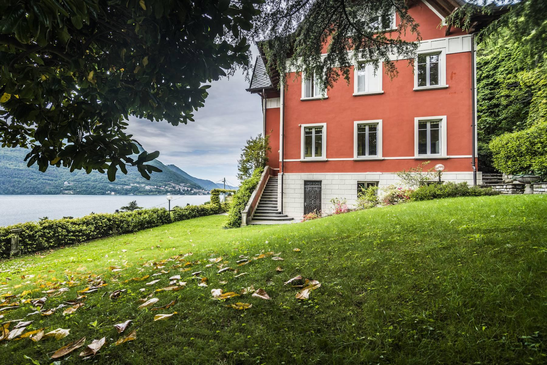 Splendid period villa with breathtaking lake views - 3