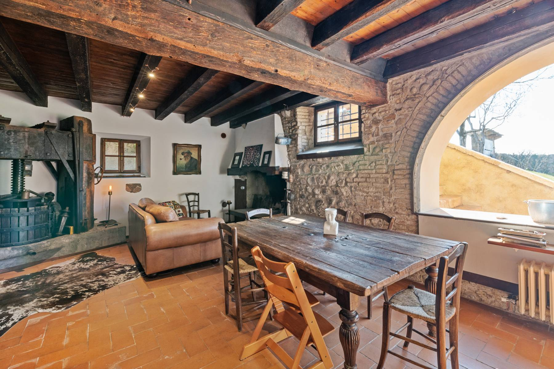 Stunning Venetian Villa of the 15th Century, wtih dependance and wide garden - 3