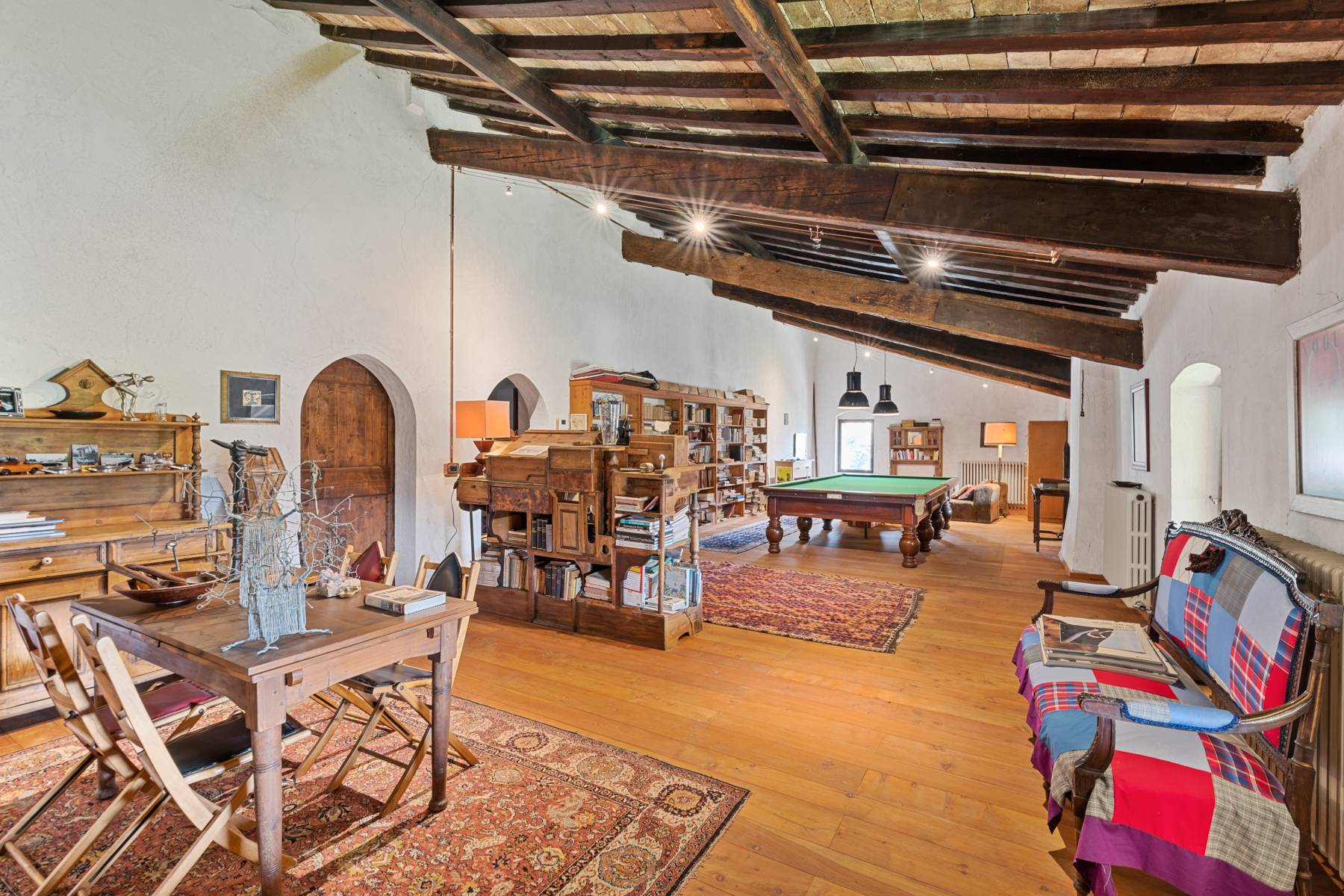 Stunning Venetian Villa of the 15th Century, wtih dependance and wide garden - 20