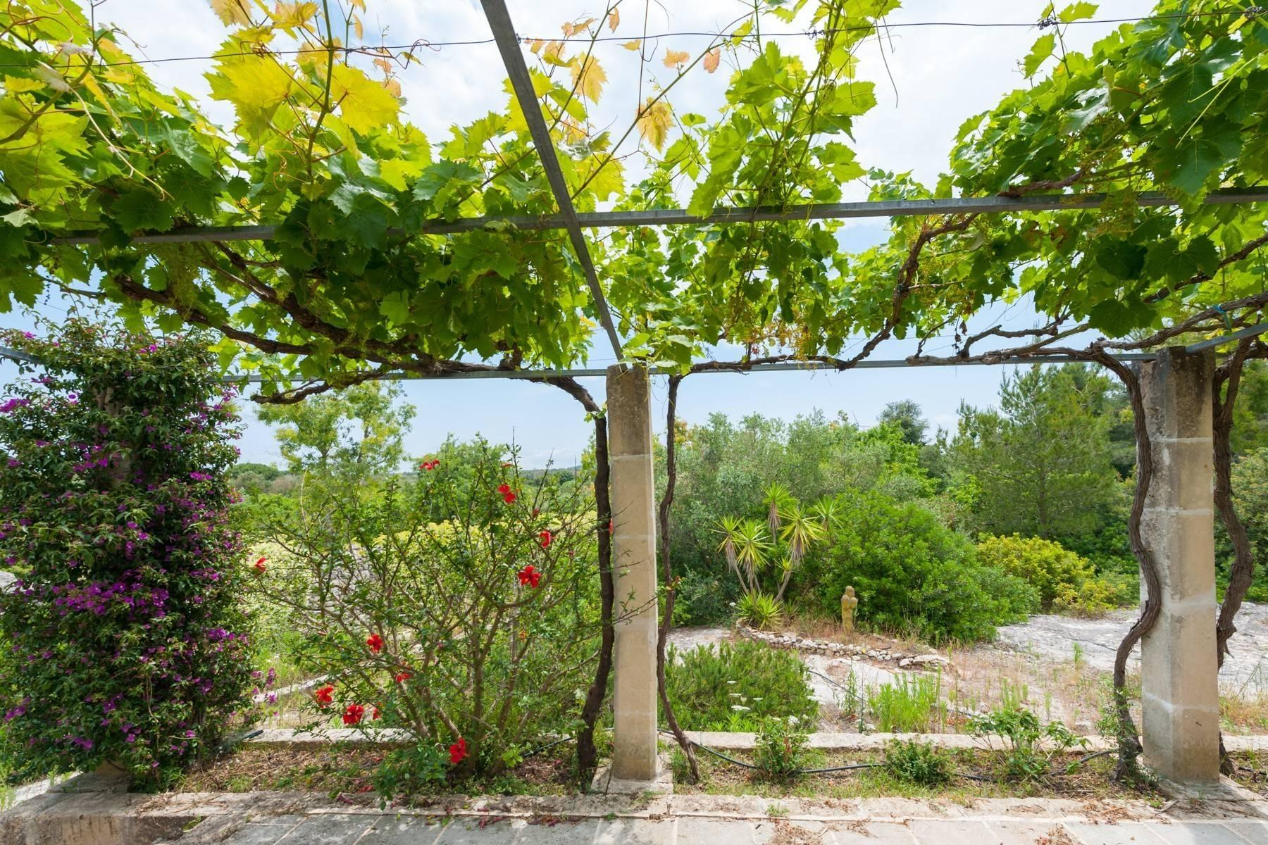 Charming masseria with sea view - 9