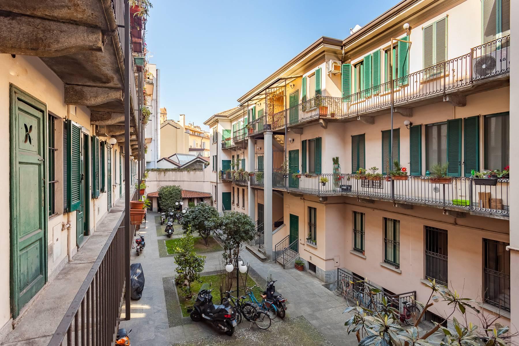 Renovierte Zwei-zimmer wohnung im Stadtviertel Navigli - 18