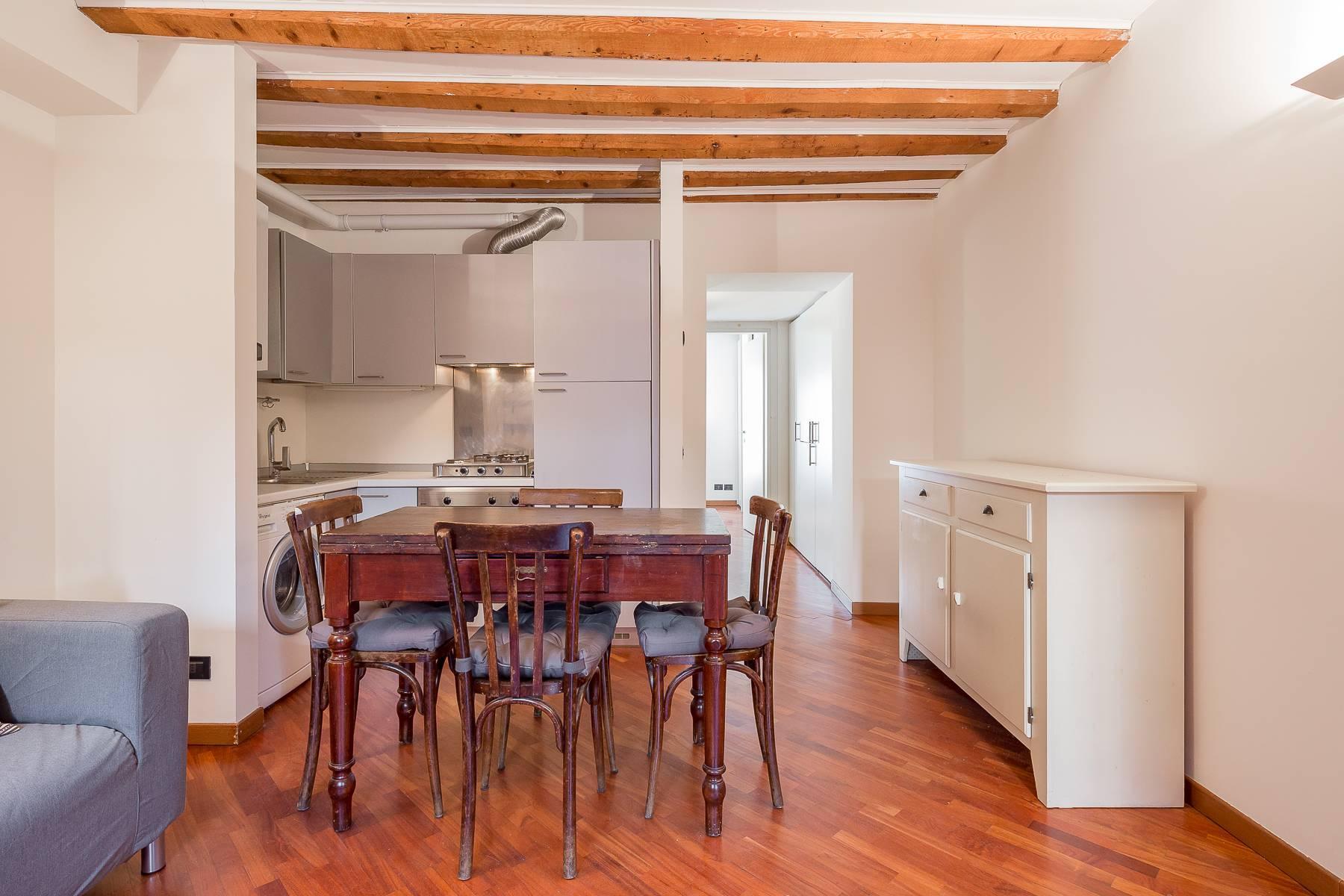 Renovierte Zwei-zimmer wohnung im Stadtviertel Navigli - 3